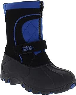 totes Boys Bradley Dual Closure Snow Boot