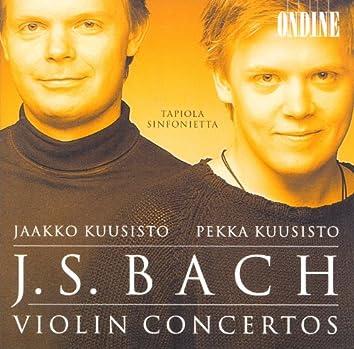 Bach, J. S.: Violin Concertos
