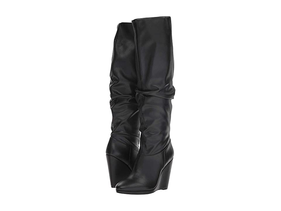 Charles by Charles David Holly Boot (Black Stretch Leather) Women