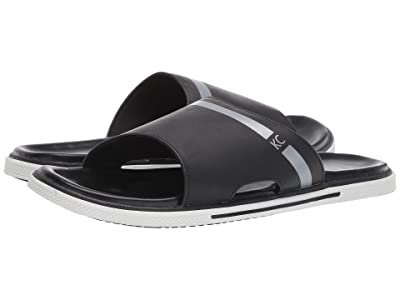 Kenneth Cole Reaction Beach Slide (Black) Men