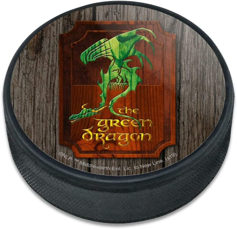 GRAPHICS MORE Lord Omaha Mall of The Rings Green Pu Ice Dragon Hockey Branded goods