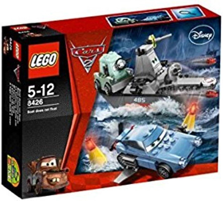 LEGO Cars 8426 - Flucht auf dem Wasser B004DMZ4A2  Ausgewählte Materialien     | Neue Produkte im Jahr 2019