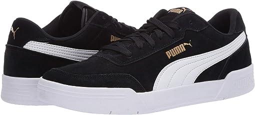 Puma Black/Puma White/Puma Team Gold