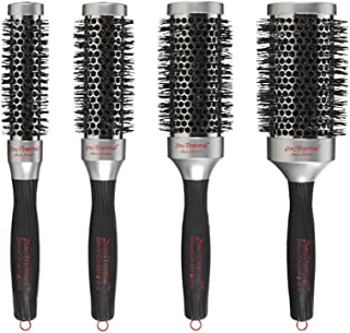 Olivia Garden Pro Thermal Brush Box Deal (contains 1 each: T-25 1, T-33 1 1/4, T-43 1 3/4, T-53 2 1/4)
