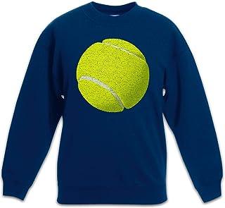 Urban Backwoods Tennis Ball Sudadera Suéter para Niños Niñas Pullover
