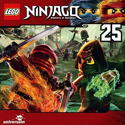 Lego Ninjago (CD 25)
