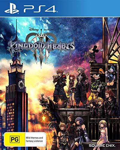 Namco Kingdom Hearts 3 - Playstation 4 (Ps4) - Lingua Italiana
