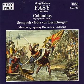 Faesy: Columbus / Sempach / Der Triumph Der Liebe
