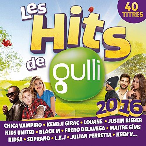 Les Hits de Gulli 2016-40 Titres