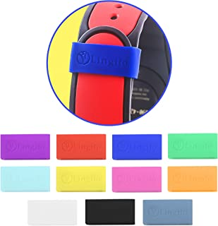 Magic Band Protectors   Multi-Color Smart Watch Security Bands   Made for Fitbit Charge, Charge HR, Garmin Vivofit, Disney...
