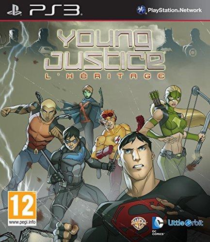 Young Justice: Legacy (PS3) by Namco Bandai