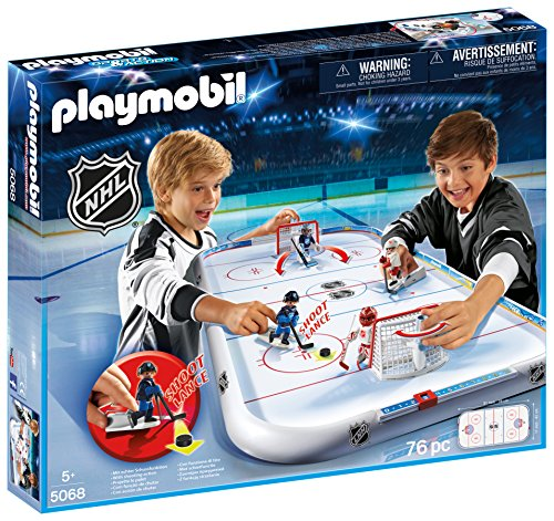 Aréna de Jeu Hockey Playmobil NHL™ - 0