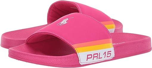 Sport Pink Tumbled/White Pony