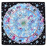 Altar Tarot Card Cloth Tablecloth Divination Constellation Wicca Pagan Tapestry