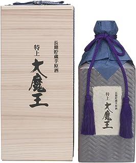 濱田酒造 特上大魔王 陶器 36度 [ 焼酎 鹿児島県 600ml ]