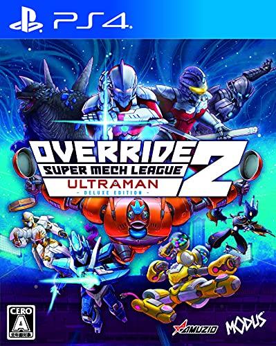 オーバーライド 2:スーパーメカリーグ