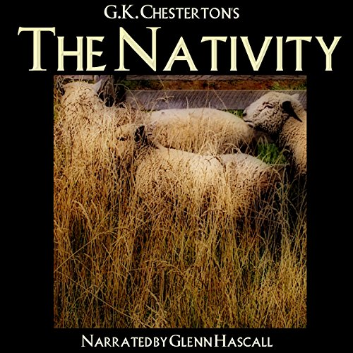 The Nativity audiobook cover art