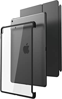 i-BLASON iPad Pro 10.5 Funda, Compatible con Teclado Inteligente, Funda Clara, Case for iPad Pro 10.5, par Apple iPad Pro 10.5 Inch 2017 (Negro)