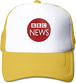 BBC News Trucker Hat Women's Hats Adjustable Mesh Back Trucker Cap
