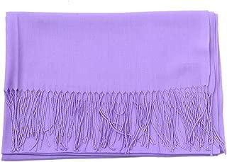 Wiwsi Ladies Women Luxury Warm Cosy Large Pashmina Neck Shawl Scarf Stoles Wrap