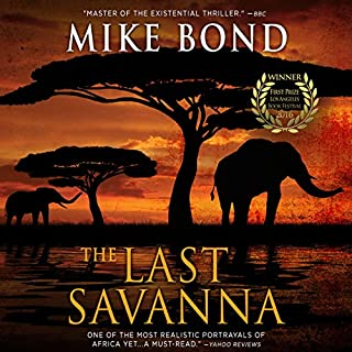The Last Savanna cover art