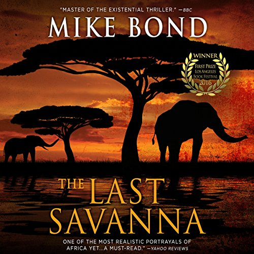 The Last Savanna audiobook cover art