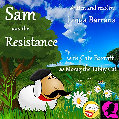 Sam and the Resistance cover art