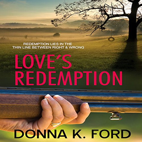 Love's Redemption audiobook cover art