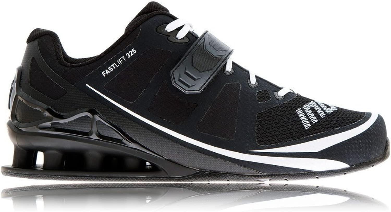 ファストリフト 325 MS ウエイトリフティングシューズ [サイズ:25.5cm] [カラー:ブラック×ホワイト] #IVT1614M4-BKW