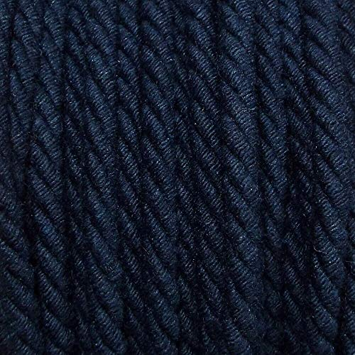 Be-Creative - Bolsa para tapicería (4 m), color azul marino