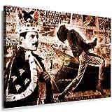 Freddie Mercury - Queen Kunstdruck NR:019877 k. Poster - Bild fertig auf Keilrahmen ! Pop Art Gemälde Kunstdrucke, Wandbilder, Bilder zur Dekoration - Deko. Musik Stars Kunstdrucke