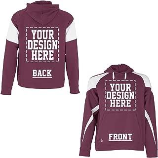custom varsity hoodie