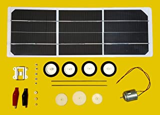 Solar Made Junior Solar Sprint Deluxe Kit