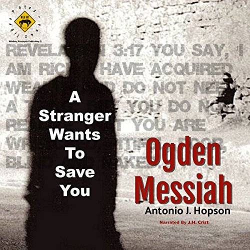 Ogden Messiah audiobook cover art