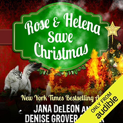 Rose and Helena Save Christmas cover art