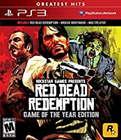 Red Dead Redemption Game of the Year Edition (輸入版) - PS3