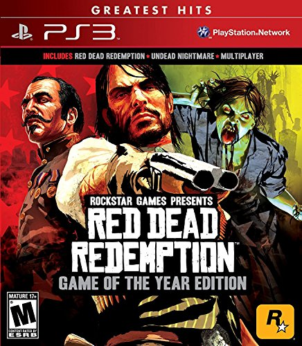 Red Dead Redemption - Jogo do Ano - PlayStation 3