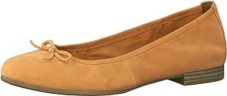 Tamaris Femme Ballerines Classiques 1-1-22166-32, Dame Chaussures d'été,Touch-IT