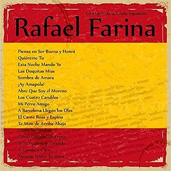 Lo Mejor de la Copla Española: Rafael Farina