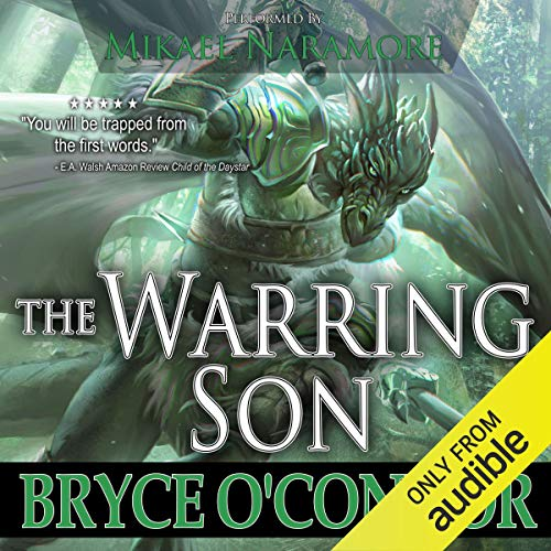 Couverture de The Warring Son