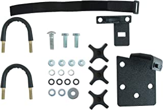 EAG Hi-Lift Jack Mount Bracket Fit for 1976-2018 Jeep Wrangler CJ YJ TJ JK