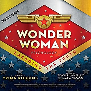 Wonder Woman Psychology audiobook cover art