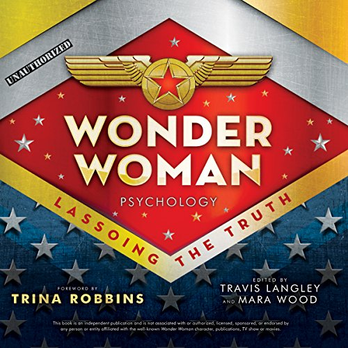 Wonder Woman Psychology cover art