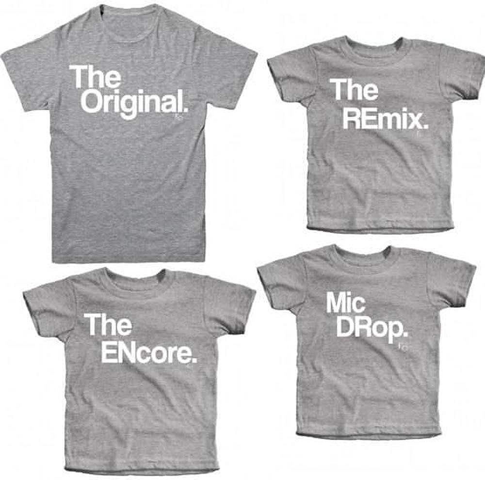 The Original Remix Encore Superior and Mic Mom Daug Baby Max 73% OFF Drop Son Dad