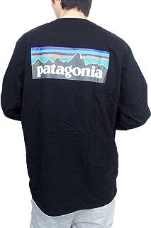 [パタゴニア] patagonia Tシャツ 長袖 ロングスリーブ P-6ロゴ レスポンシビリティー Tシャツ EUライン メンズ レディース [38518] [並行輸入品]