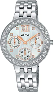 Alba Watch for Women, Analog, Stainless Steel - AP6457X