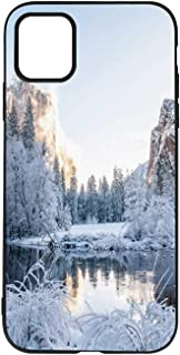 Yosemite National Park After a Fresh Snow iPhone 11 case,103574 Compatible with iPhone 11