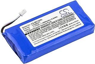 Cameron Sino 3.70V 1600mAh Dog Collar Battery Replacement Battery for SportDOG V2GBATT,Fits SportDOG,TEK 2.0 GPS Collar,TEK-2L