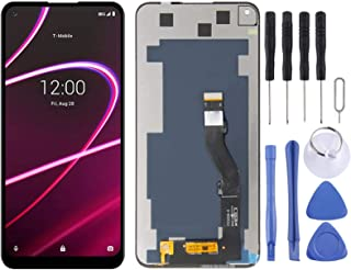 Cell Phone Replacement Part LCD Screen and Digitizer Full Assembly for T-Mobile REVVL 5G T790 T790W Phone Accessories