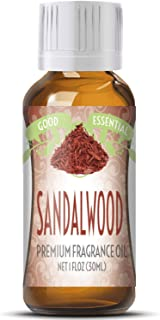Sponsored Ad - Sandalwood Scented Oil by Good Essential (Huge 1oz Bottle - Premium Grade Fragrance Oil) - Perfect for Arom...